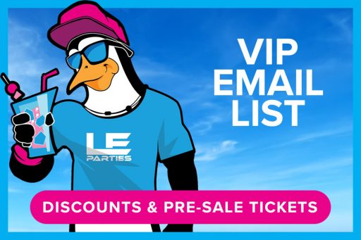 VIP Email List