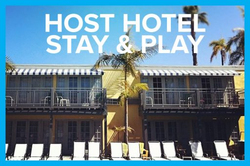 Host Hotel: Stay & Play