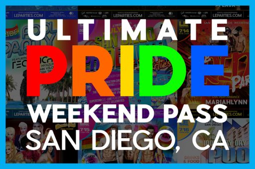 Ultimate Pride Weekend Pass